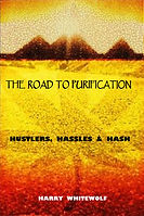 The Road To Purification: Hustlers, Hassles & Hash - a neo-beat travel book - backpacking in Egypt