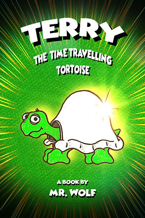 Terry The Time Travelling Tortoise