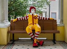 """A Distant Ronald"""