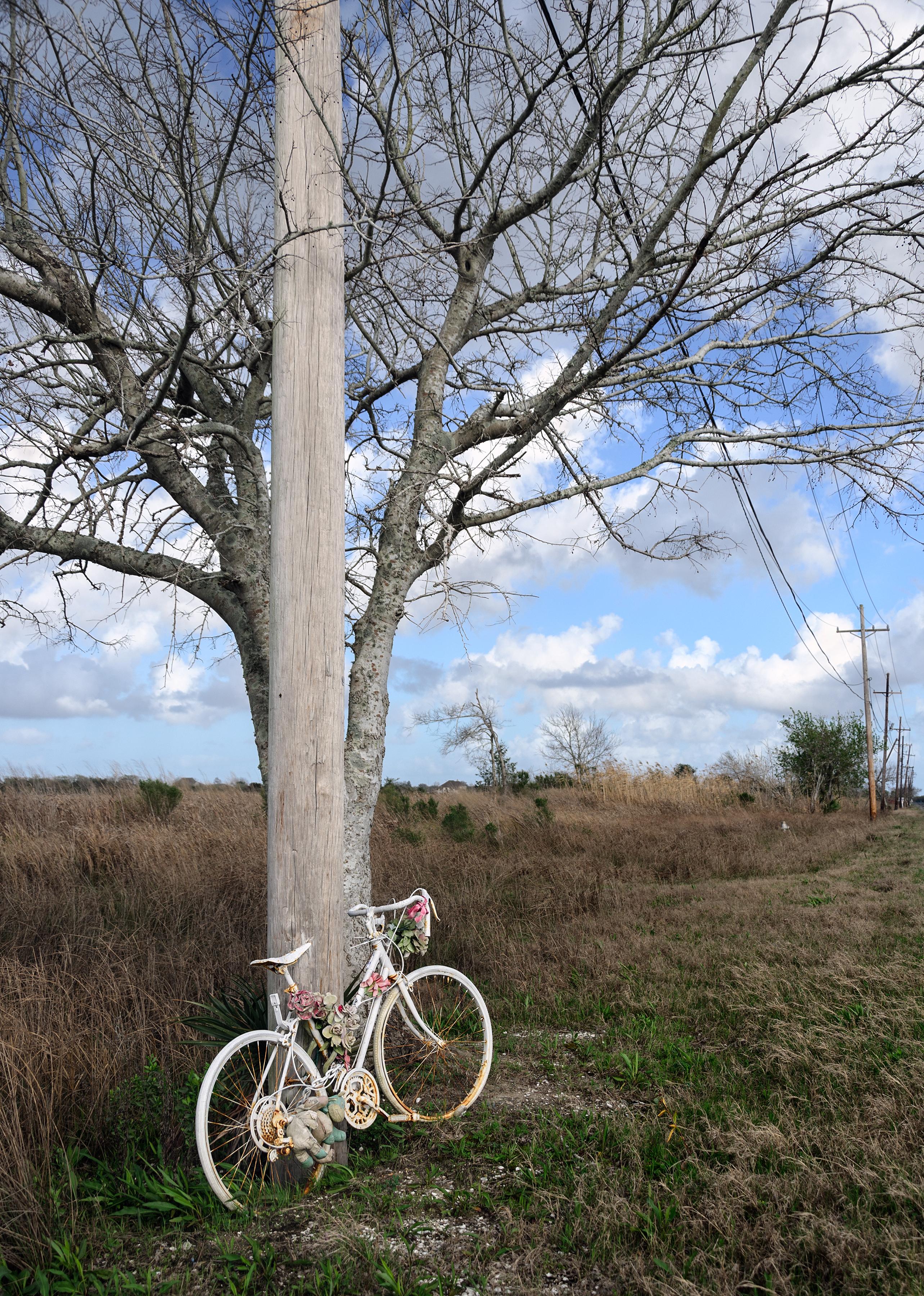 """""""Ghost Bike"""""""