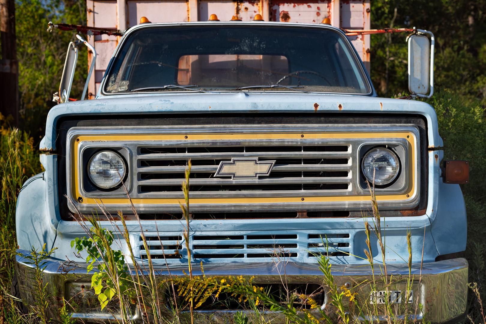 """""""Heavy Chevy, Waveland, Mississippi"""""""