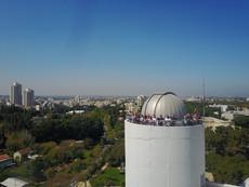 Diviner Science Team Meeting in Israel