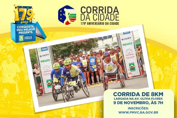 RESULTADO CORRIDA DA CIDADE