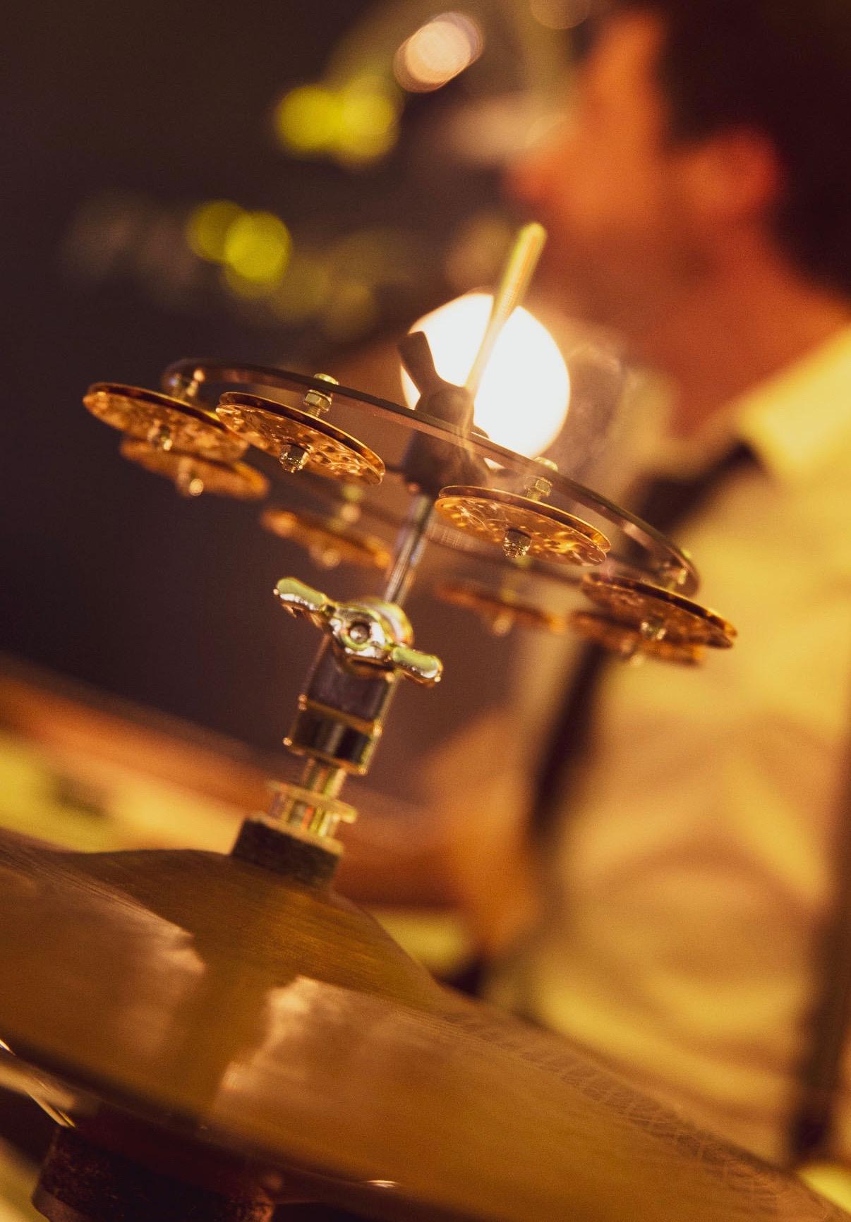 tambourin vintage meinl