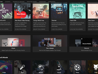 Seks ting du MÅ vite hvis du vil at Spotify skal vurdere låta di til en spilleliste