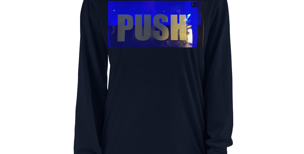 Push Long sleeve t-shirt