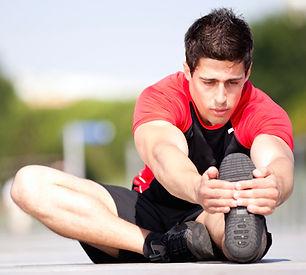 stretching et ostéopathie
