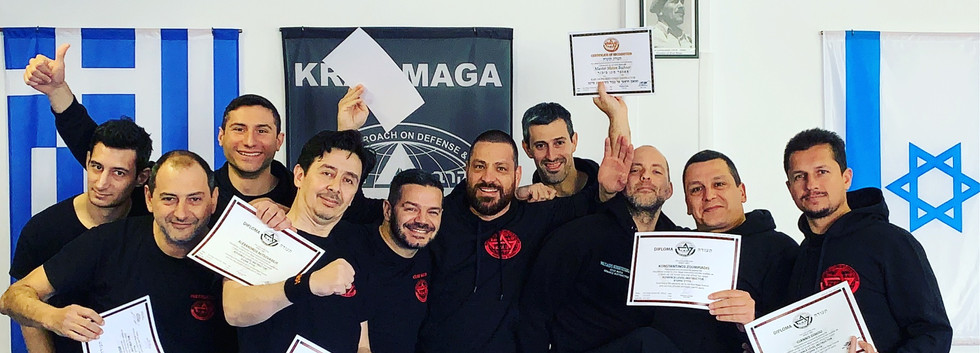 krav maga science, instructor, course