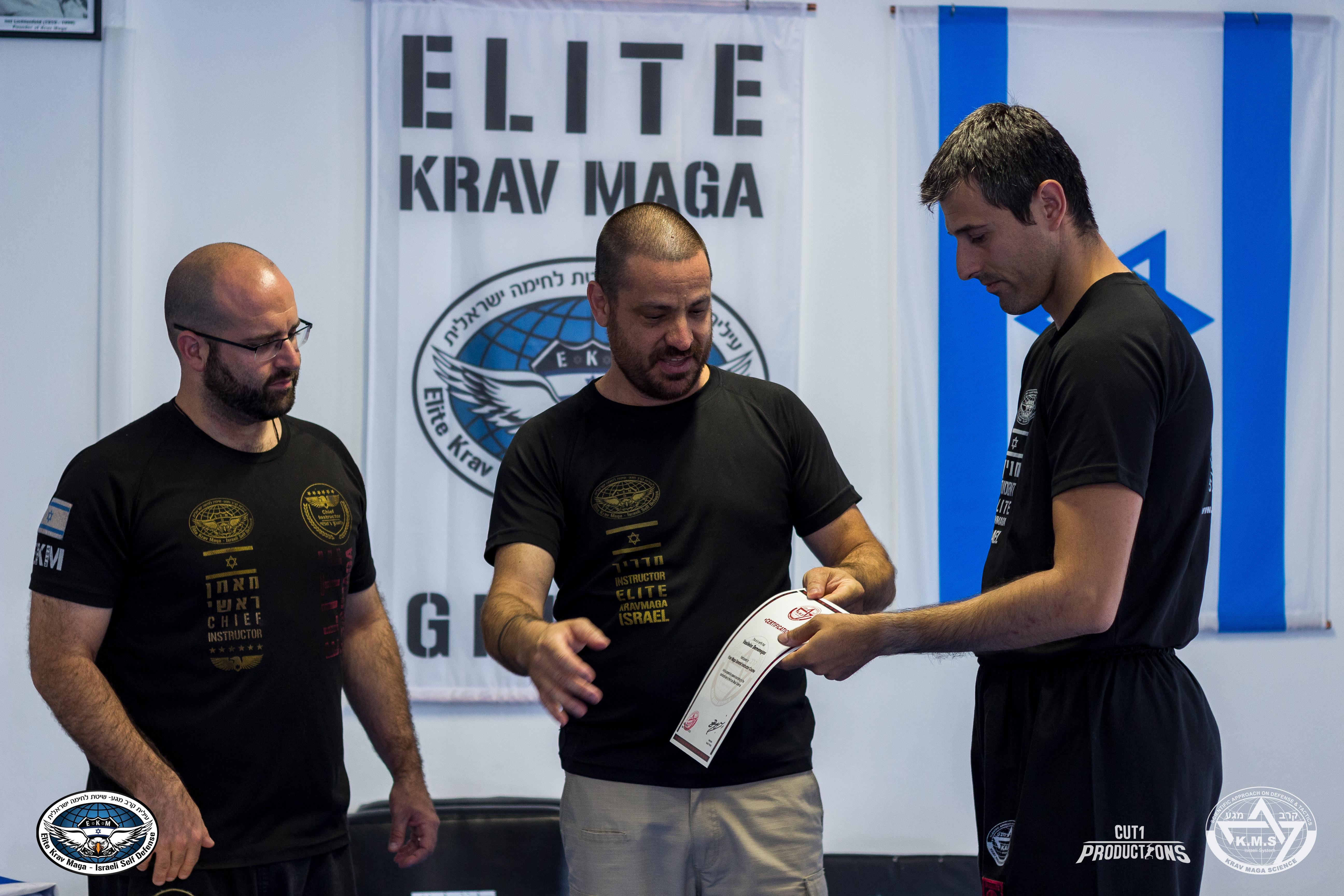 Instructor Vasileios Demenegas