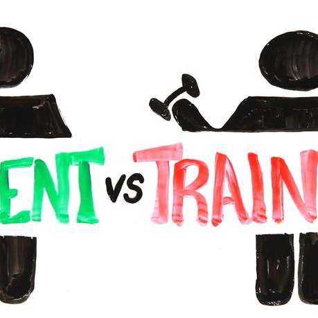 Ταλέντο VS Training