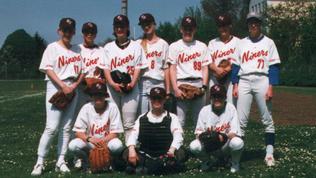 Softball: Zeitreise ins Jahr 1999
