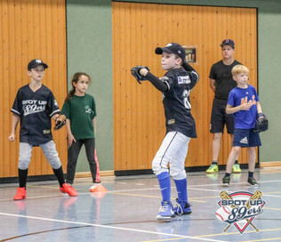 Spot up 89ers Schüler-Baseballcamp im Lindenberg war ein voller Erfolg