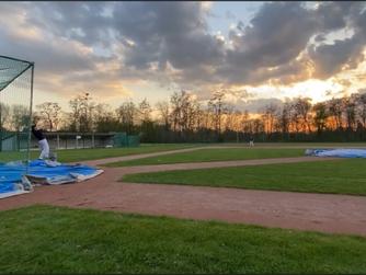 Endlich wieder Baseball