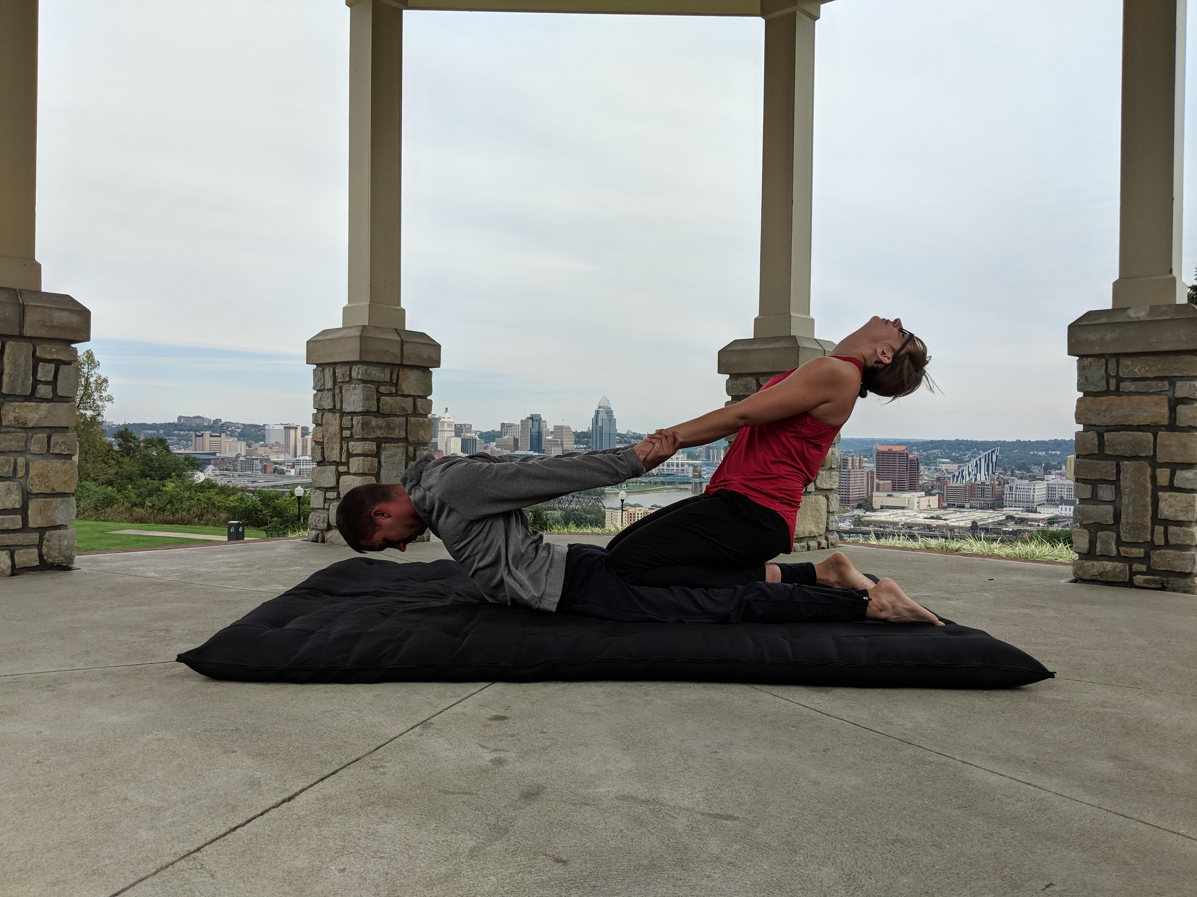 3 Hour Thai Yoga Session