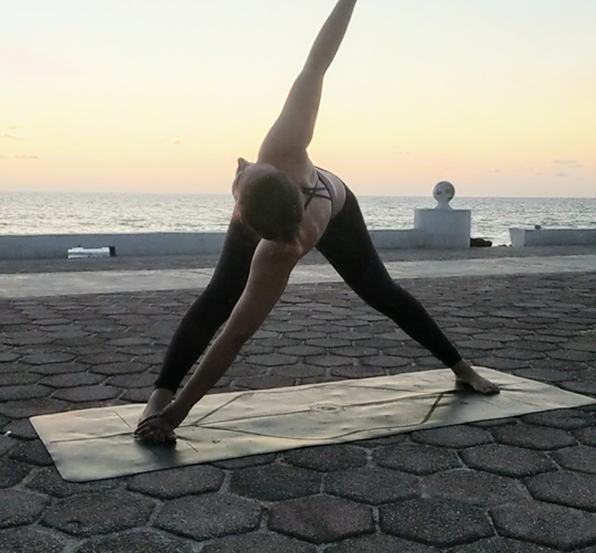 Sunrise Yoga Option