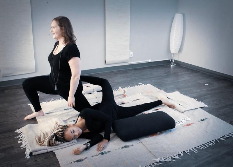 2 Hour Thai Yoga with Katie