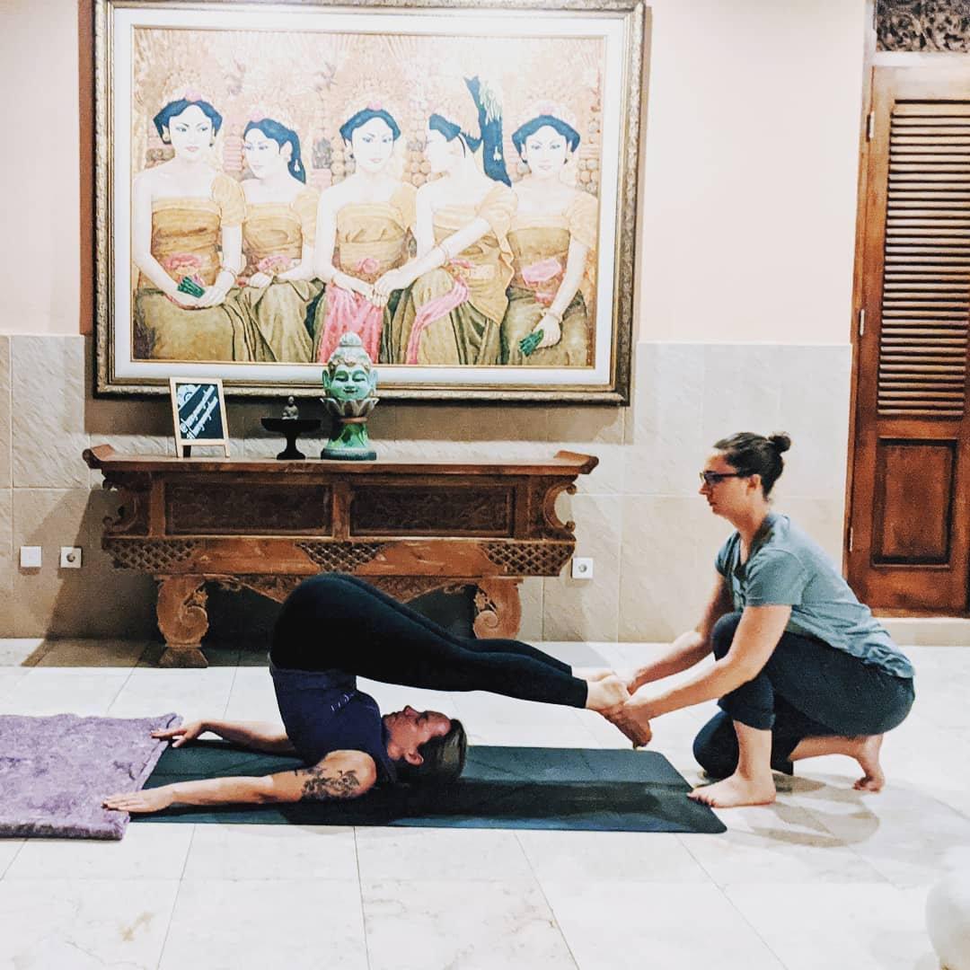 2 Hour Thai Yoga Session