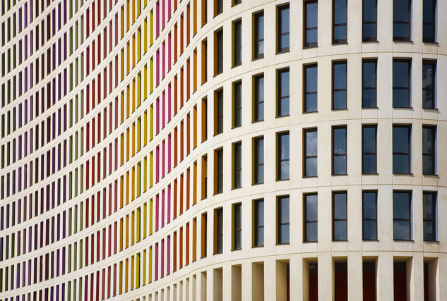 GRC y Hormigón en el Diseño Arquitectónico