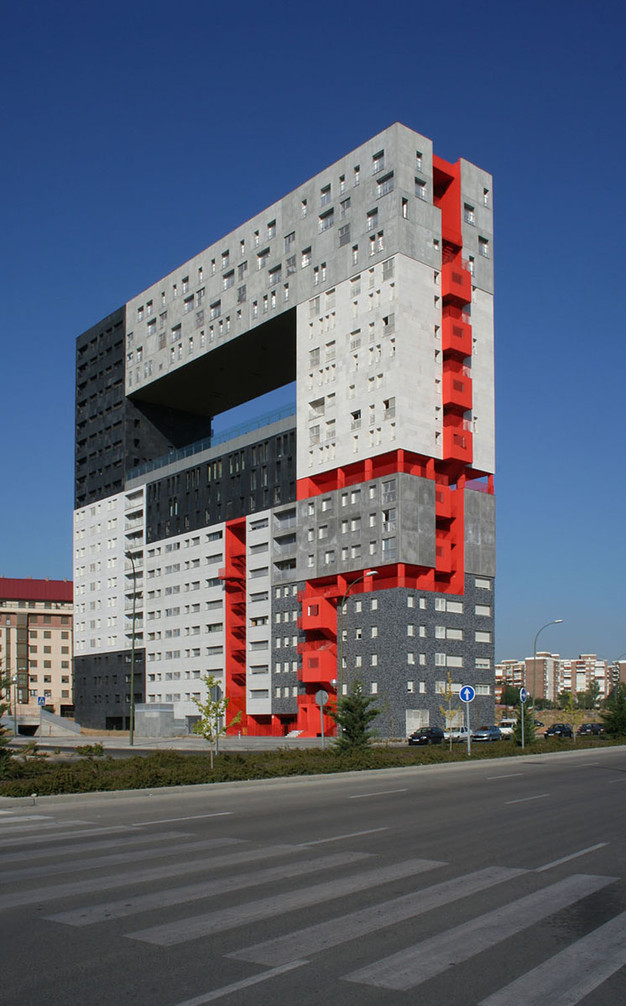 Edificio Mirador by MVRDV and Blanca Lleó