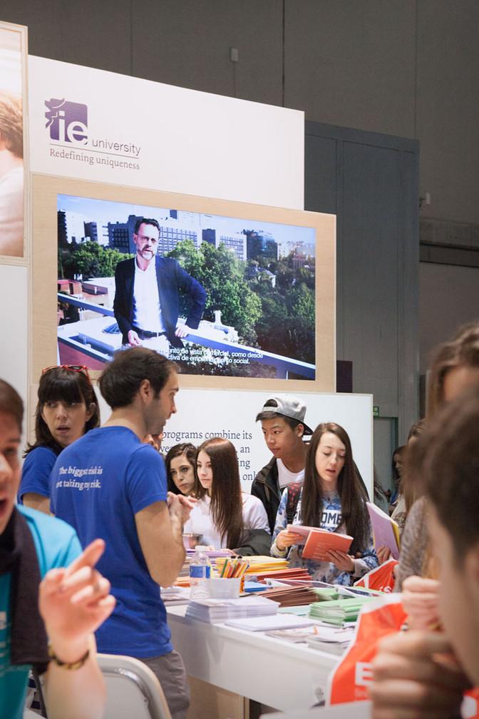 Aula Instituto Europeo Ifema