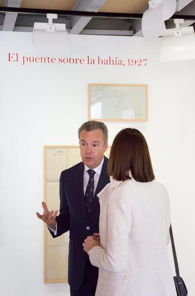 Exposición 'Eduardo Torroja. Propuestas para la Bahía de Cádiz