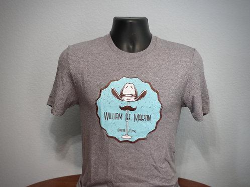 Laugh & Stache Logo Shirt