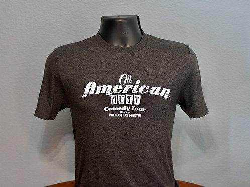 Charcoal Grey All American Mutt Shirt