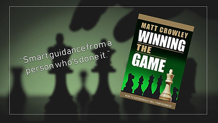 Winning the Game Book