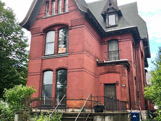 Real Estate Spotlight: Historic West Side Home Ready for Renovation