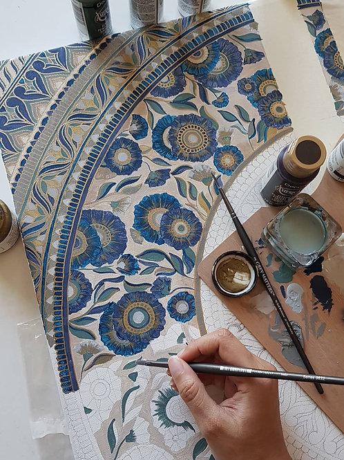 Ornate Mandala Workshop - Level Up