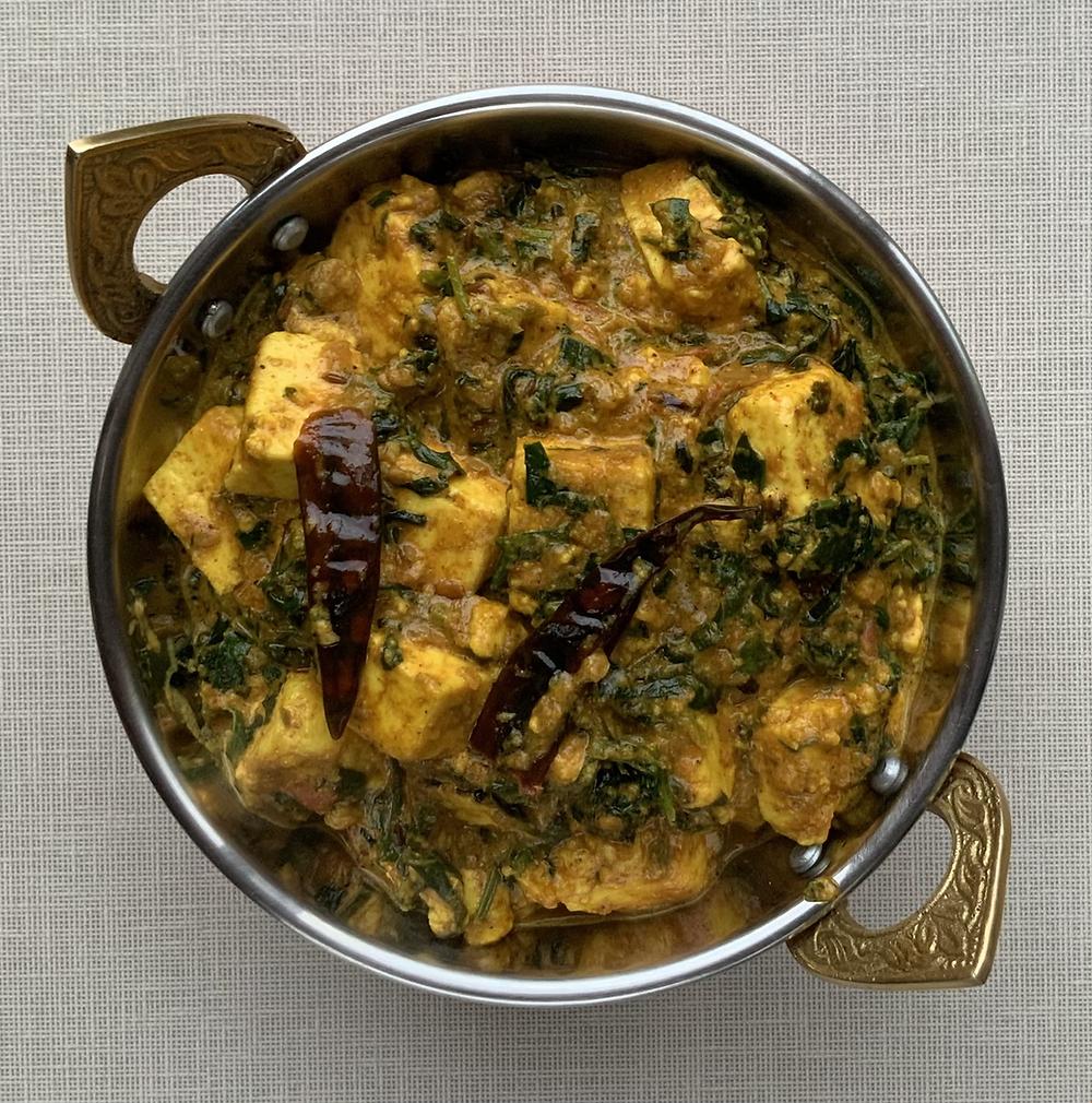 Paneer Methi Masala | The Rasoi Recipes
