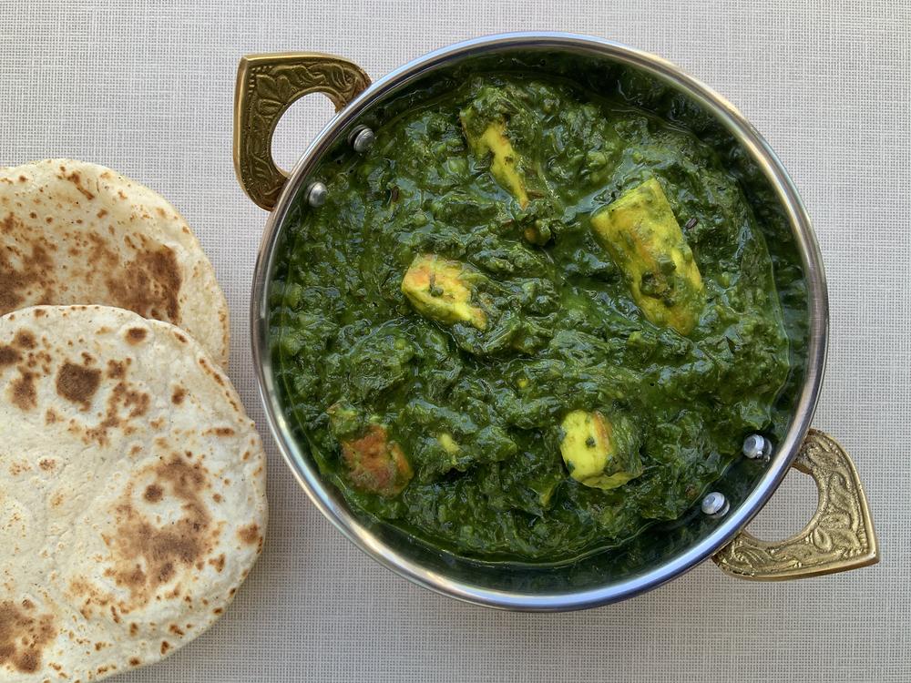 Palak Paneer | The Rasoi Recipes