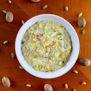 Kheer (Indian Rice Pudding)