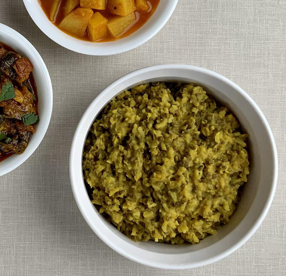 Moong Dal Ni Khichdi   The Rasoi Recipes