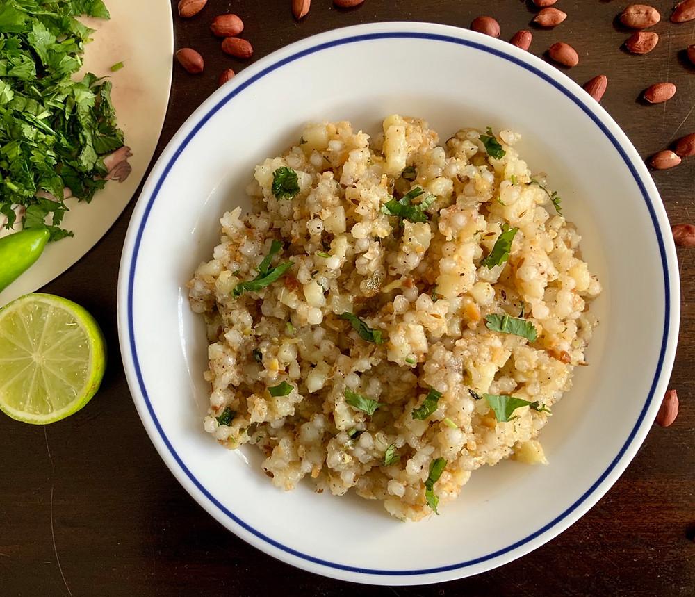 Sabudana Khichdi | The Rasoi Recipes