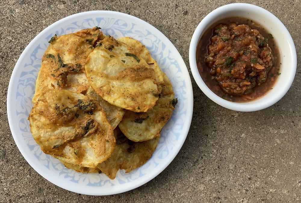 Maru Bhajiya | The Rasoi Recipes