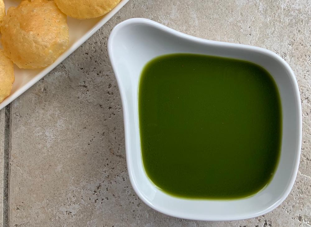 Mint Water | The Rasoi Recipes
