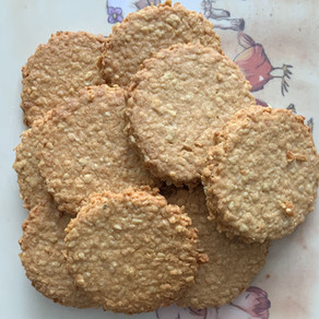 Porridge Biscuits