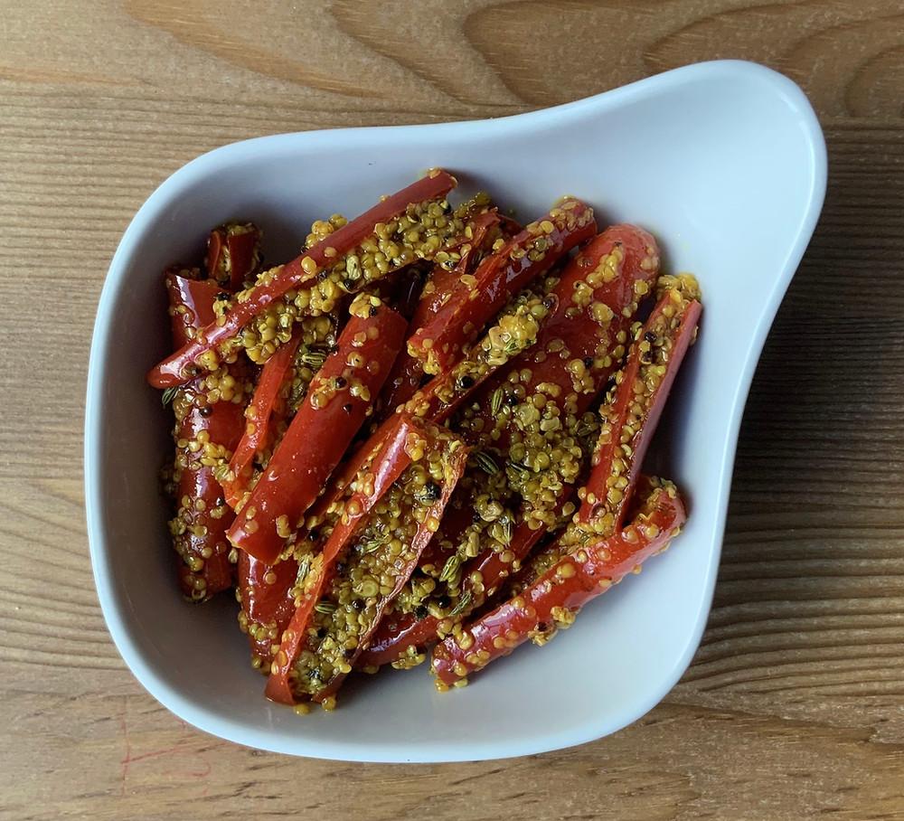 Lal Marcha Nu Athanu (Red Chilli Pickle)   The Rasoi Recipes