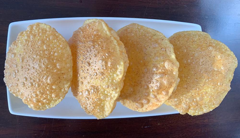 Puri   The Rasoi Recipes