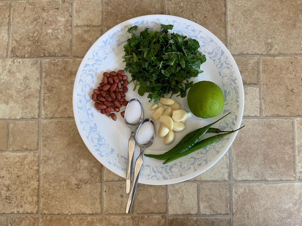 Green Chutney | The Rasoi Recipes