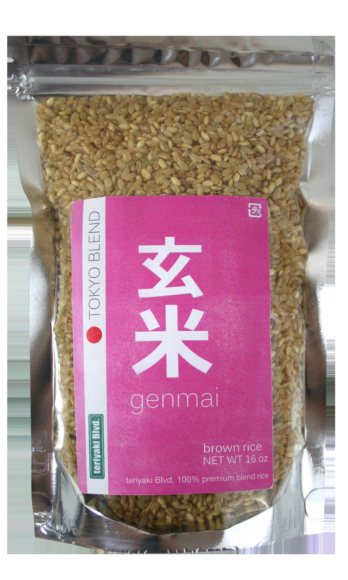 Tokyo Blend Brown rice