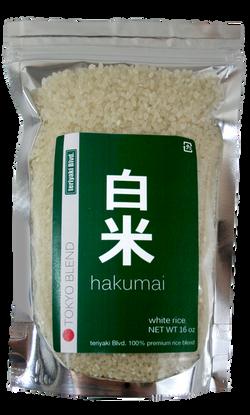 Tokyo Blend White rice