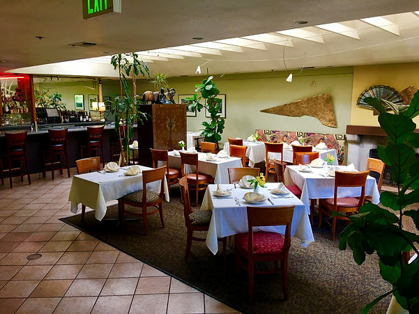 Interior photo of Lemon Grass Restaurant
