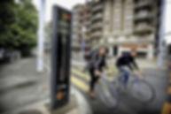 L1 L2 infrastructures routières Genève Sud mobilité douce