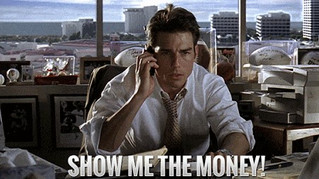 """The First Step to Getting You to """"Show Me the Money!"""" – Your Brand Statement"""