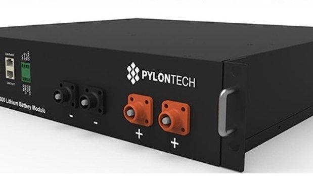 Batterie Lithium Pylontech +50 2.4kWh