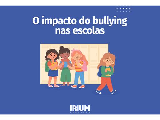 O IMPACTO DO BULLYING NAS ESCOLAS