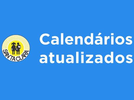 Confira nosso calendário acadêmico atualizado