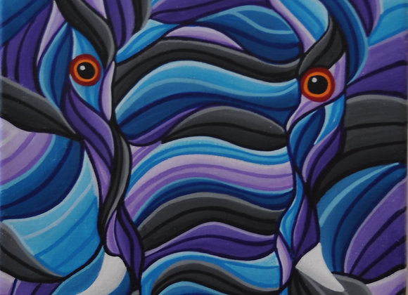 Purple Elephant 2